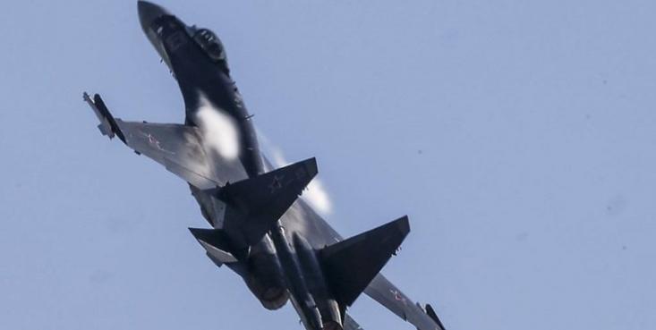نیروی دریایی آمریکا از رهگیری یک هواپیمای جاسوسی و شناسایی خود بر فراز مدیترانه از سوی دو جنگنده روسی خبر داد.
