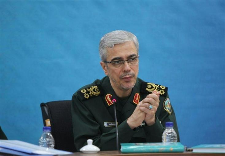 سرلشکر باقری تاکید کرد: نیروهای مسلح ایران لحظهای از فتنه سازیهای نوین علیه این سرزمین غفلت نکردهاند.