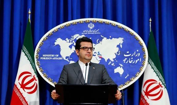 سخنگوی وزارت امور خارجه گفت: ایران حمایت خود را از دولت و مردم مقاوم سوریه اعلام داشته و خواستار برچیده شدن و لغو تمامی تحریمهای ضد بشری علیه این کشور است.