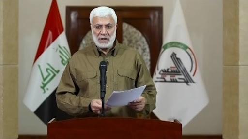 ابومهدی المهندس خطاب به مرجعیت عراق نوشته بود: برای دفاع از آبرویمان، کشورمان و همه مظلومین، با جان و مال و هر آنچه در توان داریم برای جهاد و مشارکت در بسیج مقدس حسینی با شما عهد میبندیم