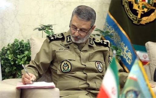 فرمانده کل ارتش در پیامی به فرماندی نیروی دریایی از برگزاری موفق «تمرین رزم سطحی شهدای دریادل رمضان» قدردانی کرد.