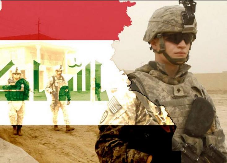 رویترز به نقش آمریکا در جریان حمله اشارهای نکرده و مدعی شده که این حمله توسط «نیروهای امنیتی عراق» انجام شده است. رویترز، علیرغم این نوشته که نفرات بازداشتشده تحویل ارتش آمریکا شدهاند.