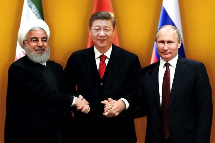 آمریکا در نشست شورای امنیت سازمان ملل متحد برای بررسی اجرای قطعنامه ۲۲۳۱ خواستار تمدید تحریمهای تسلیحاتی علیه ایران شد، اما در این نشست چین و روسیه با ایستادن در مقابل ادعاهای این کشور به شدت با طرح آمریکا مخالفت کردند.