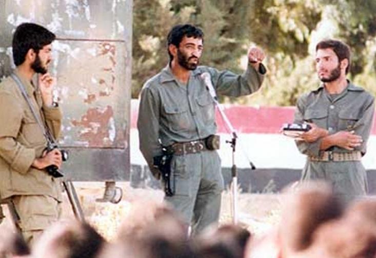 سخنان شنیدنی حاج احمد متوسلیان در روزهای سخت عملیات آزادسازی خرمشهر برای نخستین بار منتشر شد.