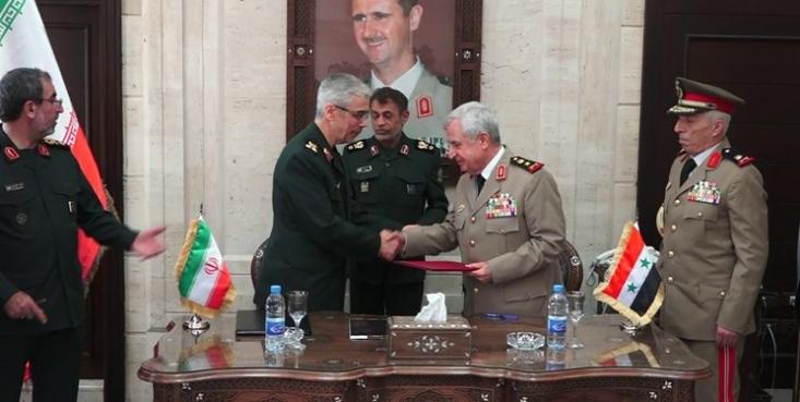 جمهوری اسلامی ایران و سوریه به توافق نظامی مهمی دست یافتند؛ به نحوی که با این توافق، قواعد بازی در حریم هوایی سوریه تغییر کرده و تهران با این اقدام، برای مقابله فراگیر در منطقه آماده میشود.