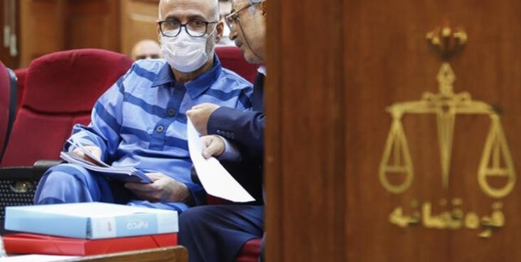 دوازدهمین جلسه رسیدگی به اتهامات اکبر طبری و سایر متهمان امروز به ریاست قاضی بابایی برگزار شد.