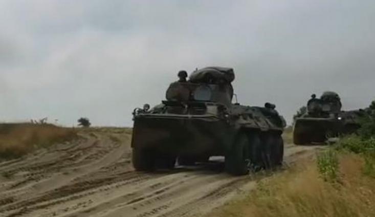 نظامیان روسی در استان الحسکة واقع در شمال شرق سوریه جلوی گشت نیروهای امریکایی که تلاش داشتند آنها را تعقیب کنند، گرفتند.