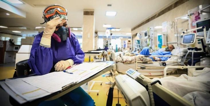 سخنگوی وزارت بهداشت گفت: بر اساس معیارهای قطعی تشخیصی، دو هزار و ۵۱۰ بیمار جدید مبتلا به کووید۱۹ در کشور شناسایی شد که یک هزار و ۸۹ نفر از آنها بستری شدند.