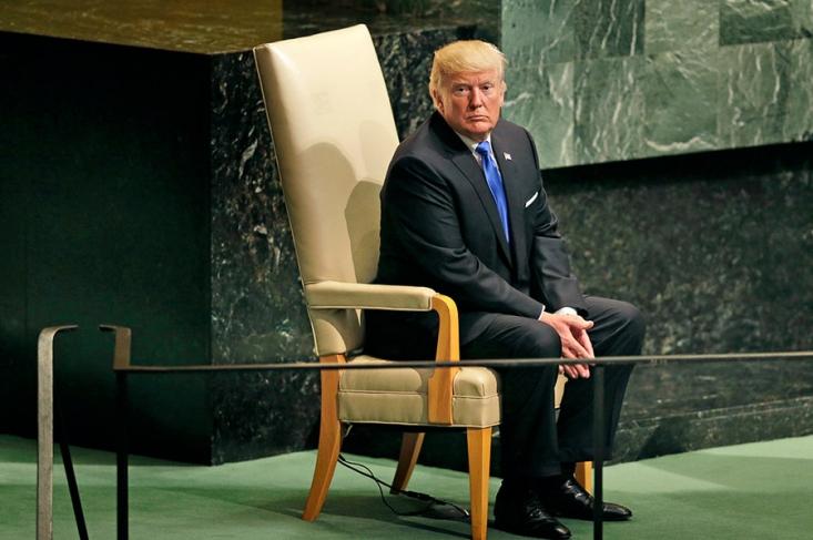 دو سال قبل آمریکا با وجود تاییدهای مکرر صلحآمیز بودن فعالیت هستهای ایران توسط آژانس، از برجام خارج شد اما هنوز به سواستفاده از ضعفهای ساختاری برجام طمع دارد. ترامپ درصدد است تا یکبار دیگر به کارزار فشارحدکثری خود علیه ایران  تنفس مصنوعی بدهد.