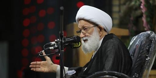 رهبر شیعیان و انقلاب بحرین طی سخنرانی خود به مناسبت عزاداری محرم، رهبر انقلاب اسلامی ایران را حسین زمان دانست که در برابر یزیدان زیادی به پا خواسته است.