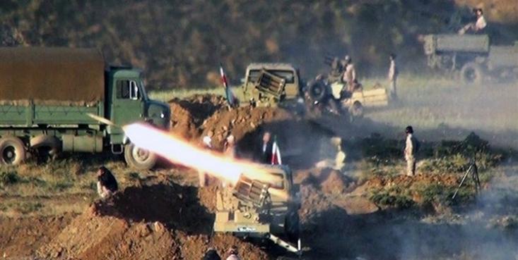 نیروی زمینی سپاه پاسداران انقلاب اسلامی طی یک سلسله عملیات گسترده مقرهای ضد انقلاب در جدار مرز شمالغرب را منهدم کرد.
