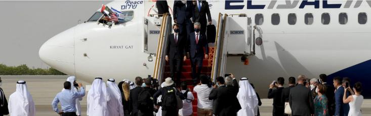 در میان واکنشهای صورت گفته بعد از توافق اخیر به نظر میرسد مهم ترین و محکمترین موضع از طرف خود فلسطینیها صادر شد. تمام گروههای فلسطینی این واقعه را محکوم کردند و حتی فلسطین سفیر خود را در ابوظبی فراخواند که این اتفاق کمنظیری است.