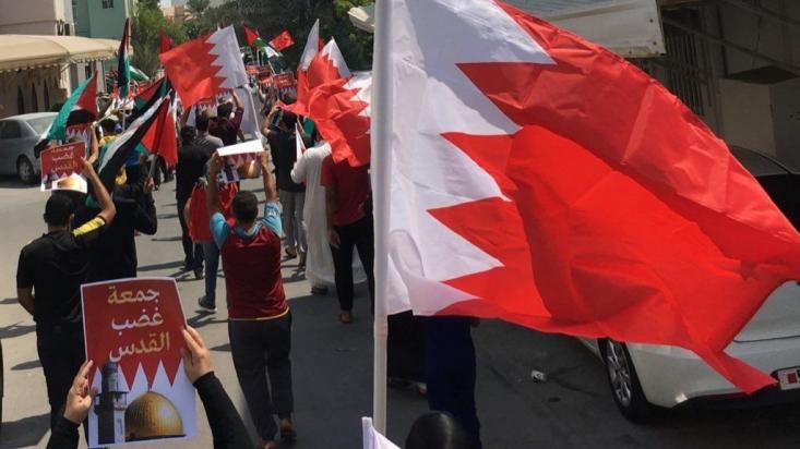 بر اساس این گزارش، بحرینیها برای پنجمین روز متوالی در اعتراض به اقدام آل خلیفه و آل نهیان در عادی سازی روابط با رژیم صهیونیستی دست به برگزاری تظاهرات زدند.