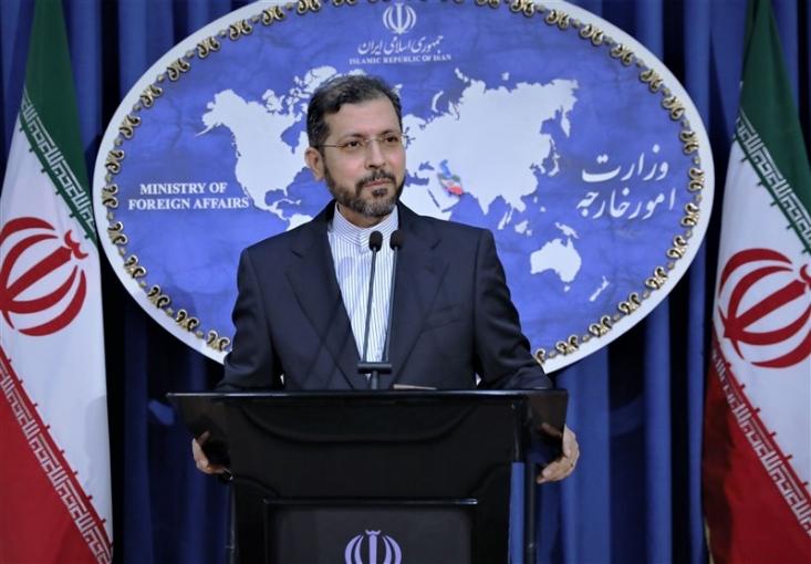 سخنگوی وزارت امور خارجه با بیان اینکه به آمریکاییها میگوییم دوران راهزنیها تمام شده است، گفت: به هر اقدامی که ناقض حاکمیت ایران باشد، با جدیت و بدون تردید پاسخ داده خواهد شد.