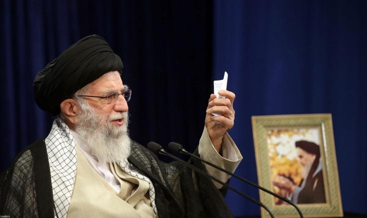 حضرت آیت الله خامنهای رهبر معظم انقلاب اسلامی صبح فردا در مراسم آغاز هفته دفاع مقدس از طریق ارتباط تصویری به ایراد سخنرانی خواهند پرداخت.