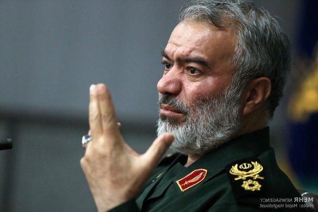 جانشین فرمانده کل سپاه پاسداران انقلاب اسلامی در گفتگو با شبکه المیادین به آمریکاییها درباره ارتکاب هرگونه حماقت جدید هشدار داد.