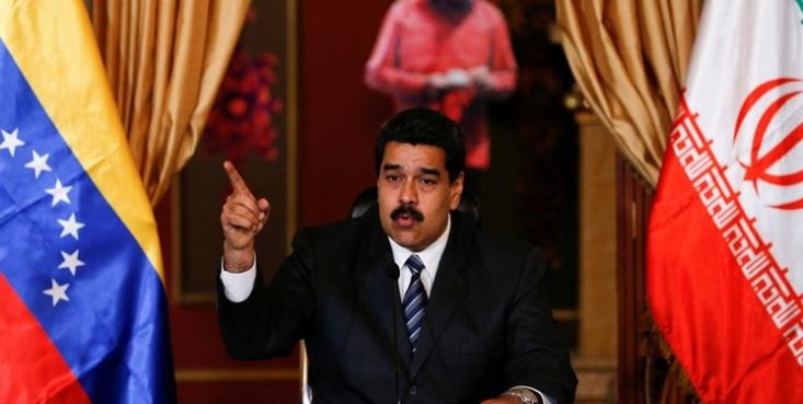 رئیسجمهور ونزوئلا در واکنش به تحریمهای اخیر ایالات متحده گفت، در عین حال که به همکاری با ایران و کشورهای دیگر ادامه می دهد، برنامه تولید تسلیحات بومی را نیز پیش میبرد.