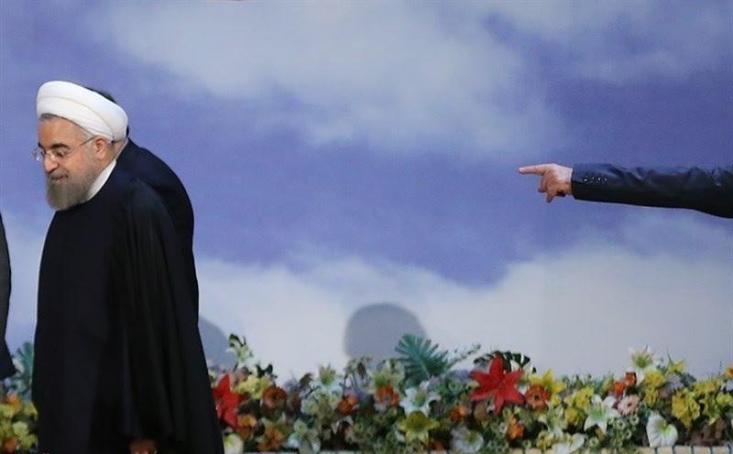 مدعیان اصلاحات که در انتخابات ریاست جمهوری 92 و 96 تمامقد از روحانی حمایت کردند و بر صدر تا ذیل پستهای مدیریتی دولت تدبیر و امید چنبره زدند و به عبارتی شیره دولت را کشیده و آن را زمینگیر کردند، امروز به رئیسجمهور مورد حمایتشان پیشنهاد میدهند که استعفا دهد!