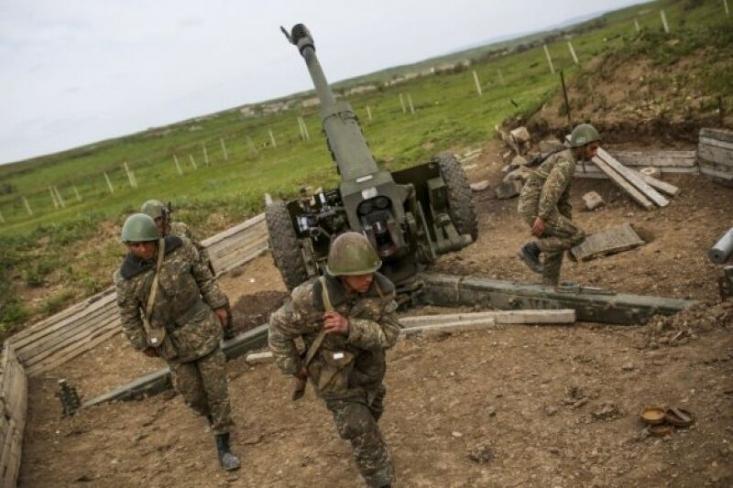 درگیری های نظامی فعلی، ناتوانی کامل گروه میانجی «مینسک» سازمان امنیت و همکاری اروپا که آمریکا، فرانسه و روسیه  از سال ۱۹۹۷ میلادی ریاست مشترک آن را بر عهده دارند، به اثبات رسانده است.
