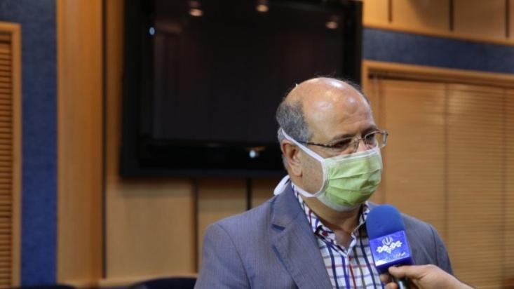 رئیس ستاد مقابله با کرونا در کلانشهر تهران گفت: اگر در تهران وضعیت به همین منوال ادامه یابد و سیر تصاعدی بیماری افزایش یابد، باید منتظر افزایش ۵-۳ برابری آمار مبتلایان و ۱.۵ تا ۳ برابری میزان مرگ و میر باشیم.