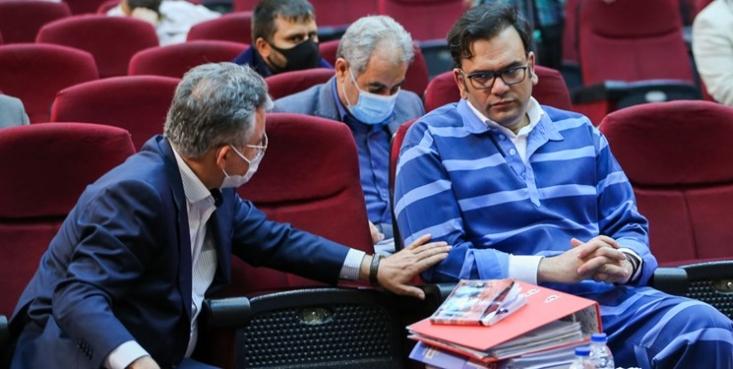 پنجمین جلسه رسیدگی به اتهامات محمد امامی و ۳۳ متهم دیگر پرونده بانک سرمایه به ریاست قاضی مسعودی مقام برگزار شد.