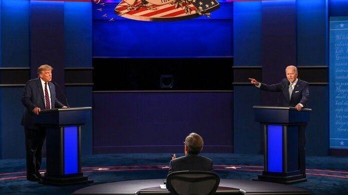 سومین و آخرین مناظره انتخاباتی دو رقیب اصلی ریاست جمهوری آمریکا شامگاه پنجشنبه در نشویل ایالت تنسی برگزار شد.