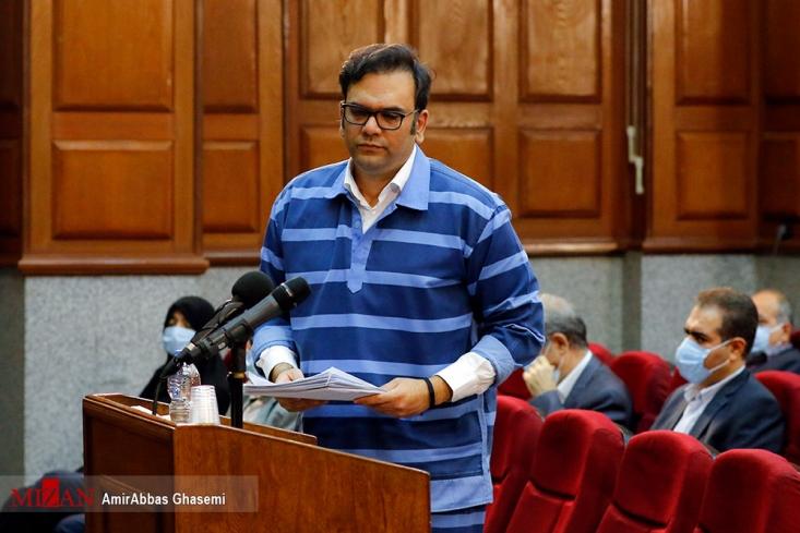 دهمین جلسه رسیدگی به اتهامات متهم امامی و دیگر متهمان صبح امروز به ریاست قاضی مسعودی مقام برگزار شد.