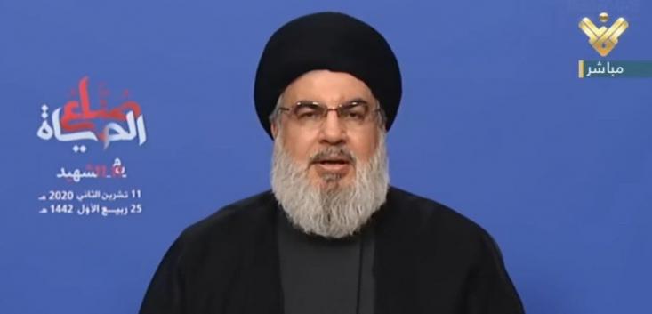 دبیرکل حزب الله لبنان گفت: عملیات احمد قصیر امیر شهادت طلبان همچنان بزرگترین عملیات شهادت طلبانه در تاریخ مبارزات عربی است.