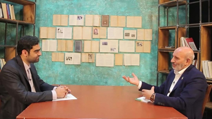 چهارمین قسمت از فصل چهارم برنامه اینترنتی «رودررو» با حضور دکتر حسین خیراندیش متخصص طب سنتی و مسئول آموزش حزب جمهوری اسلامی در دهه ۶۰ منتشر شد.